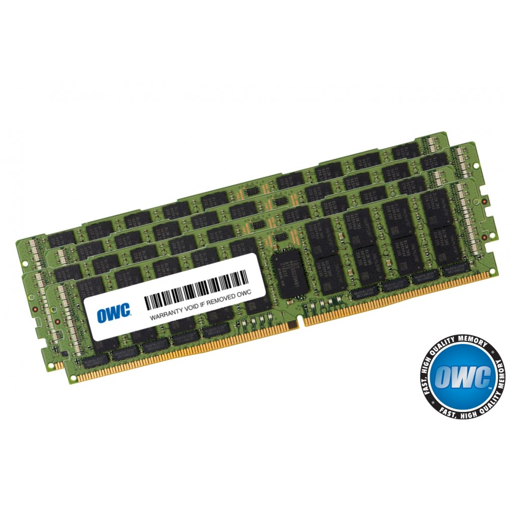 64.0GB (4 x 16GB) PC23400 DDR4 ECC 2933MHz 288-pin RDIMM Memory Upgrade Kit, OWC2933R1M64