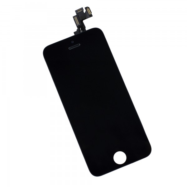 iFixit iPhone 5s LCD Screen and Digitizer Full Assembly, New, Part Only - Black, IF124-000-1