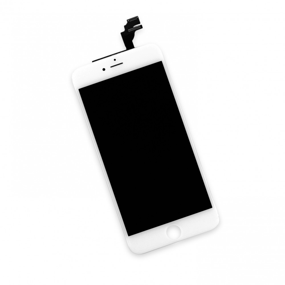 iPhone 6 Plus LCD Screen and Digitizer - White, IF269-001-2