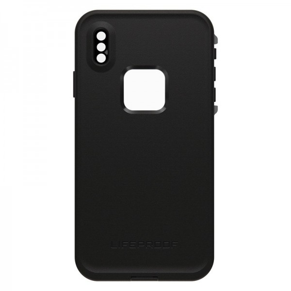 "Lifeproof Fre Case Suits iPhone XS Max (6.5"") - Asphalt, 77-60962"