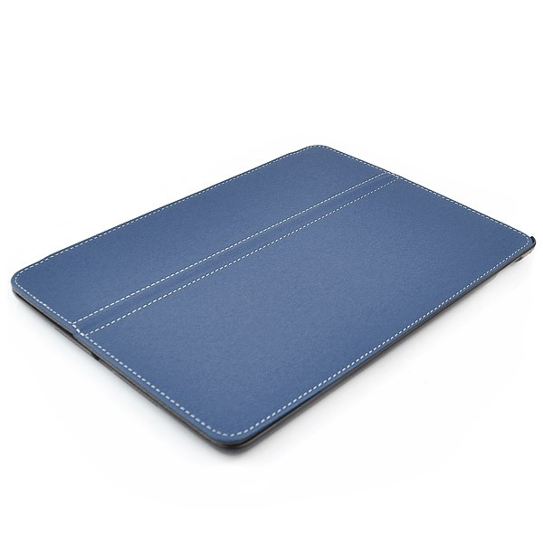 Leather Flip Case for iPad Air 2 - Royal Blue, IPD6-FLIP-65958