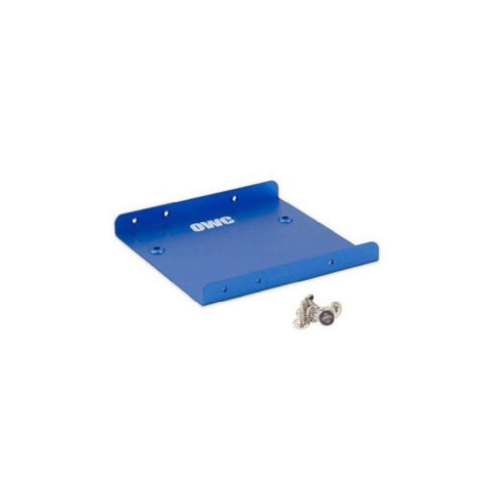 """OWC 2.5"""" to 3.5"""" Drive Adapter Mount Bracket Tray – Fast and Effective, OWCSSD2535BKT"""