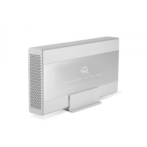 OWC Mercury Elite Pro eSATA, FireWire 400/800 & USB3.1 Gen 1/2.0/1.1 Enclosure Kit, OWCME3QHKIT0GB