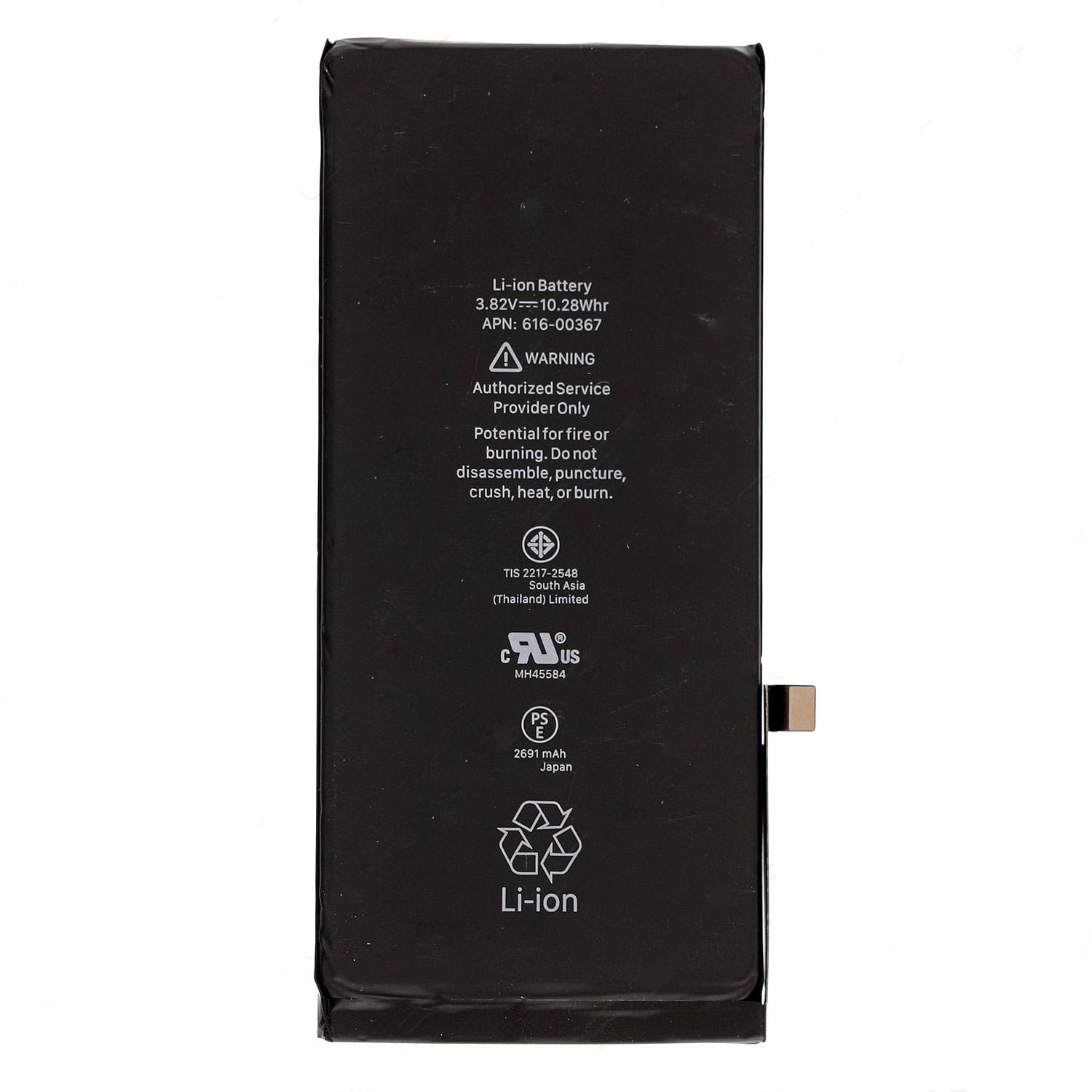 iPhone 8 Plus Replacement Battery - Brand New, I8B-005
