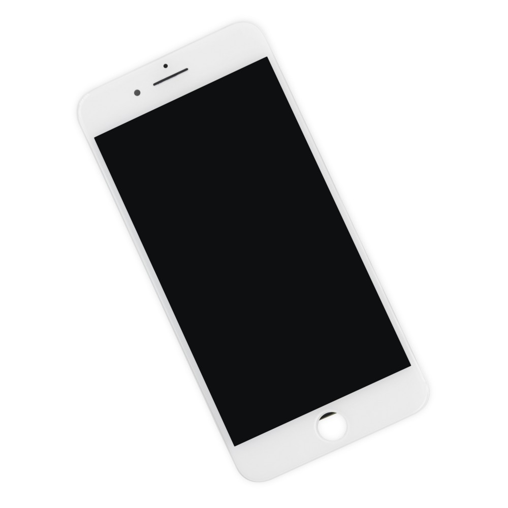 iPhone 7 Plus LCD Screen and Digitizer, New, Part Only - White, IF333-003-2