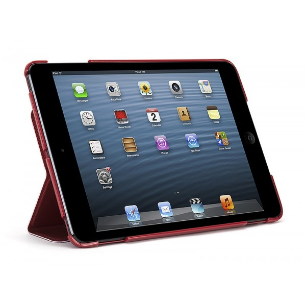 Griffin IntelliCase for iPad Mini (Red), DIS-GR-INTELLICASE-IPMRD