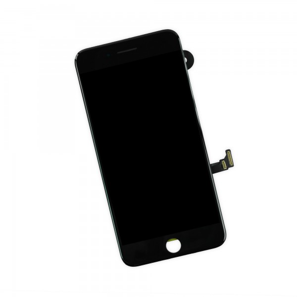 iPhone 7 Plus LCD Screen and Digitizer Full Assembly, New, Part Oly - Black, IF333-038-1