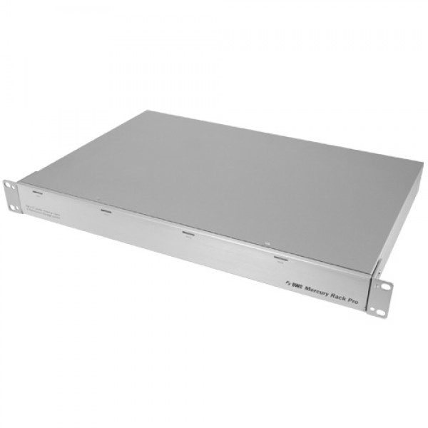 4.0TB OWC Mercury Rack Pro 4 Bay 1U Rackmount Hardware RAID Solution