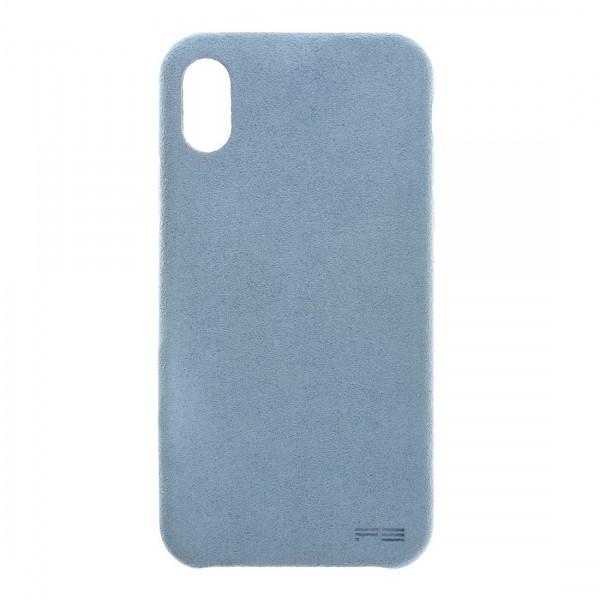 Power Support Ultrasuede Air Jacket for iPhone X - Sky, PGK-82