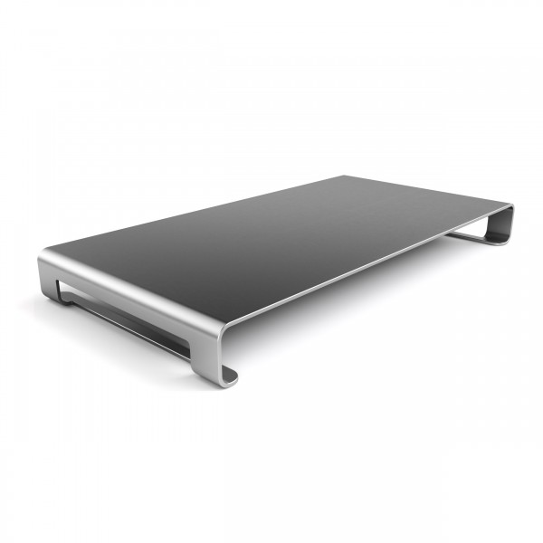 Satechi Aluminum Monitor Stand - Space Gray, ST-ASMSM