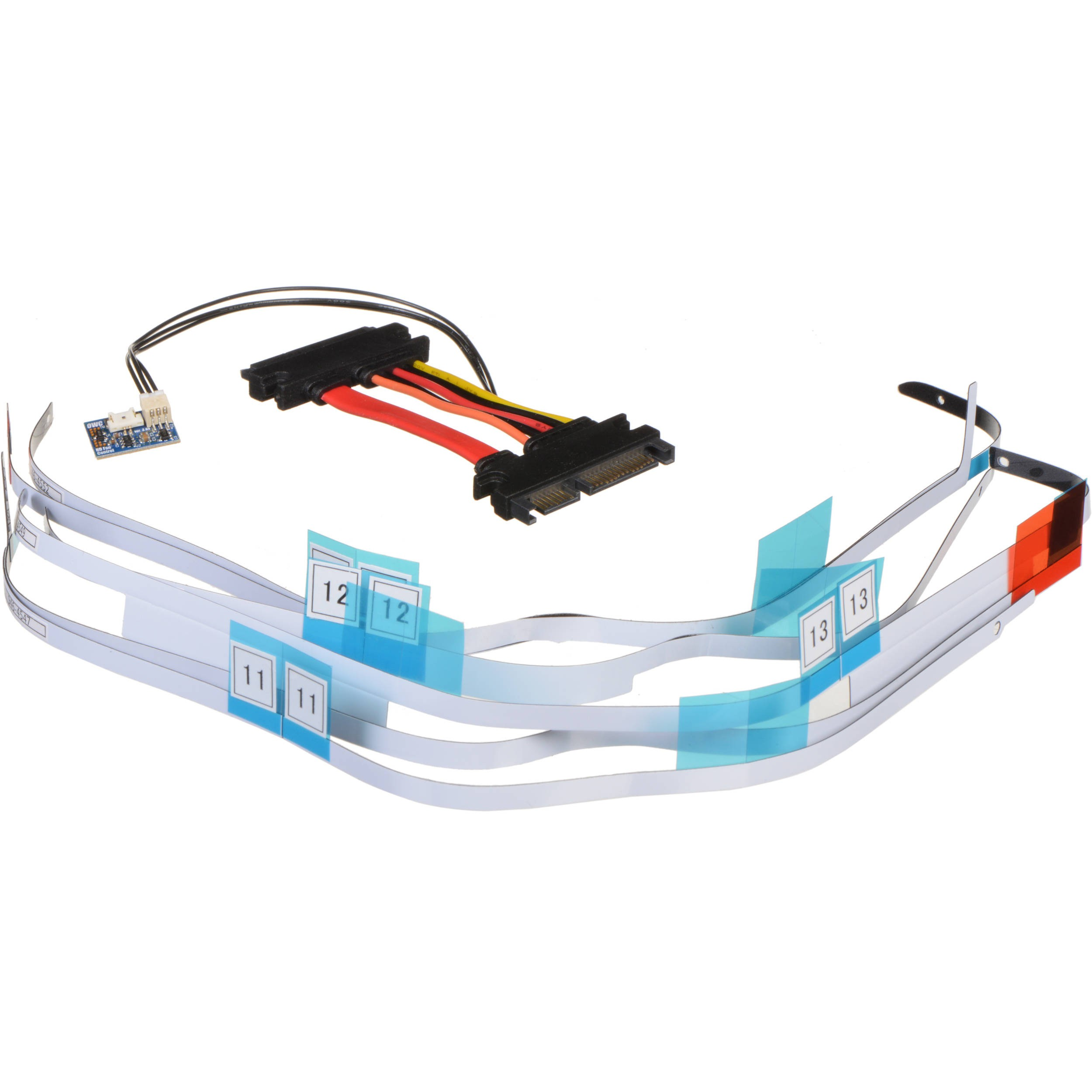 """OWC DIY Kit for all Apple 27"""" iMac 2012 and later Models for replacing the main hard drive - No Tools, OWCDIDIMACHDD12"""