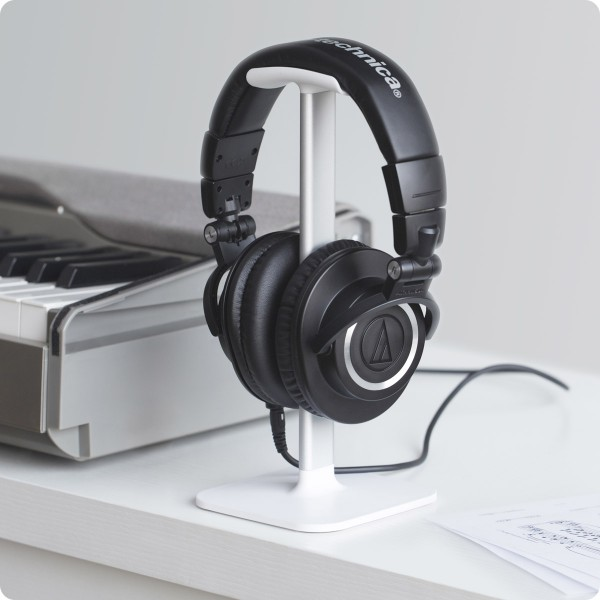 Bluelounge Posto Universal Headphone Stand - Black, BL-PO-BLK