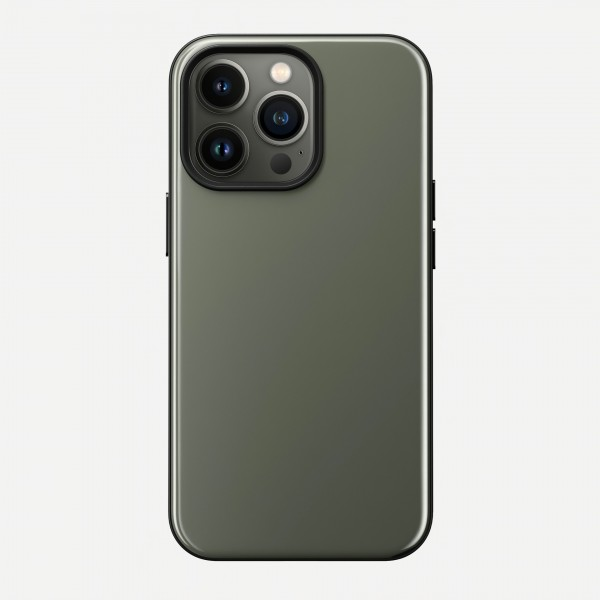 Nomad - Sport Case - iPhone 13 Pro - Ash Green, NM01050285