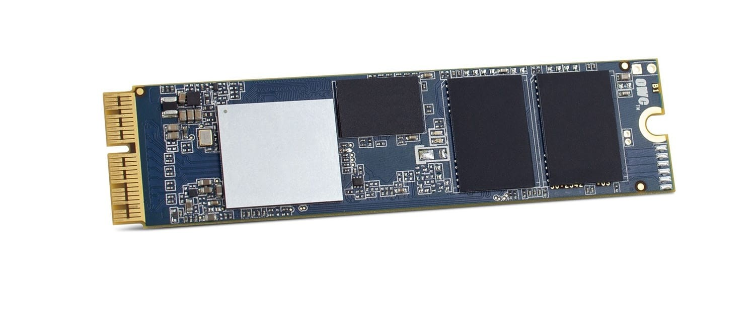2.0TB Aura Pro X2 SSD Upgrade (Blade Only) for Select 2013 & Later Macs, OWCS3DAPT4MB20