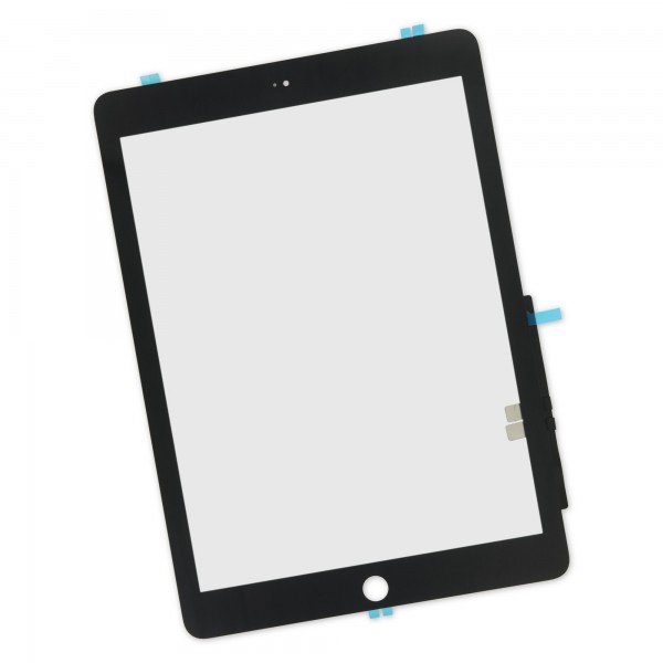 iPad 6 Screen Digitizer New With Adhesive - Black, IF403-000-3