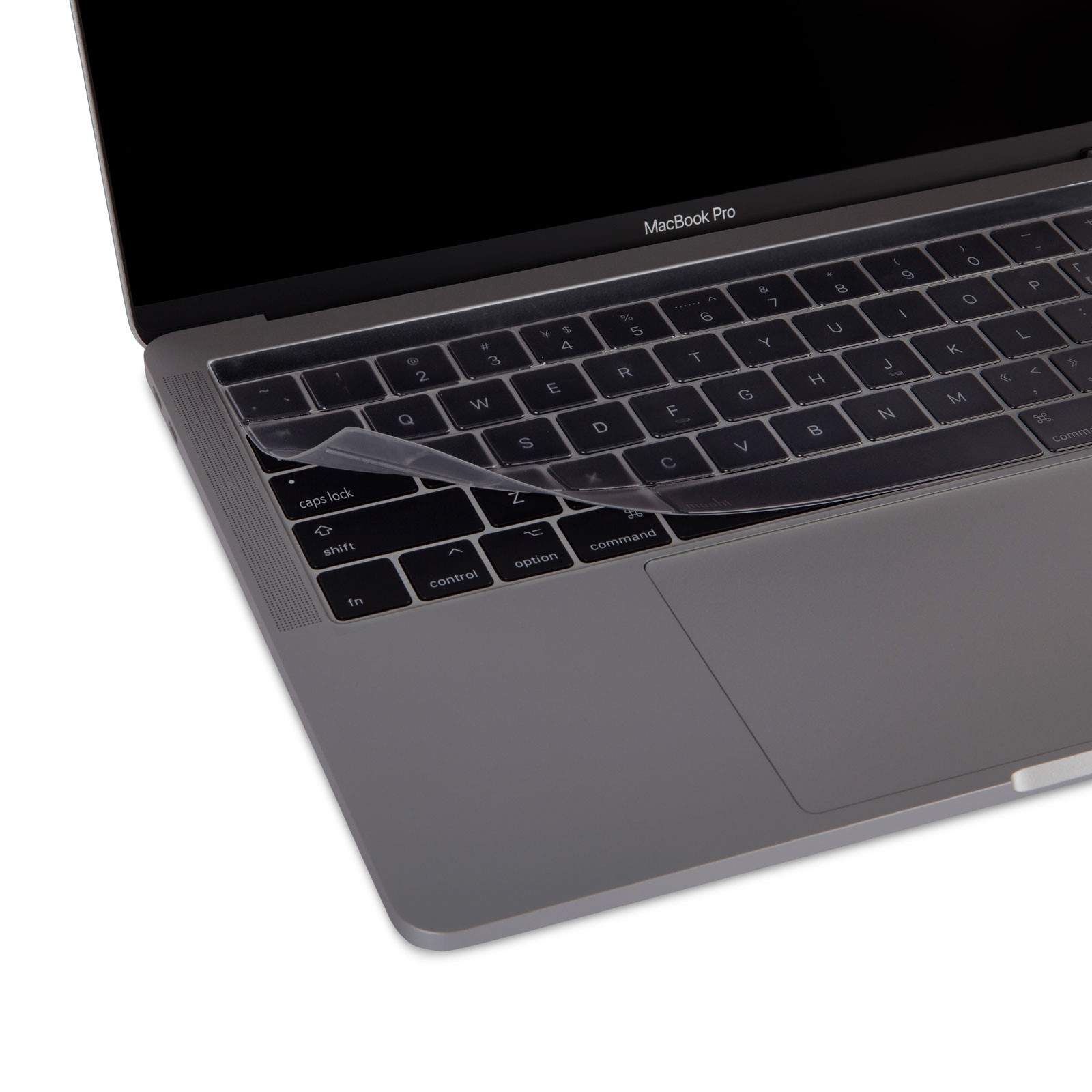 """Moshi Clearguard for MacBook Pro 13""""/Pro 15"""" with Touchbar, 99MO021917"""