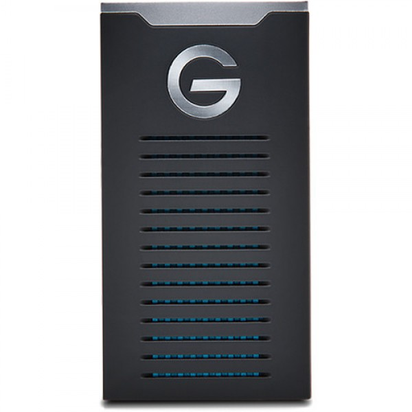 G-Technology 500GB G-DRIVE R-Series USB 3.1 Type-C mobile SSD , GT0G06052