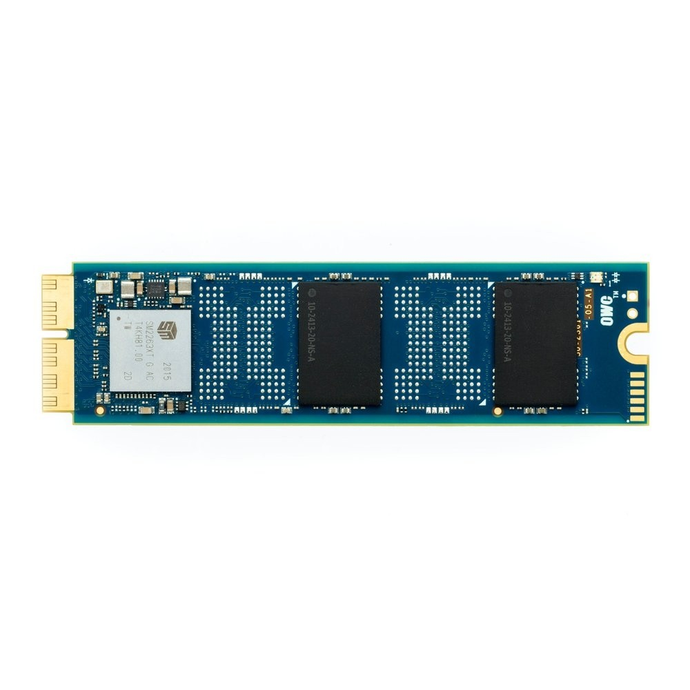 1.0TB OWC Aura N2 - NVME SSD Kit - Complete Upgrade Solution for select 2013 & Later Macs, OWCS4DAB4MB10K