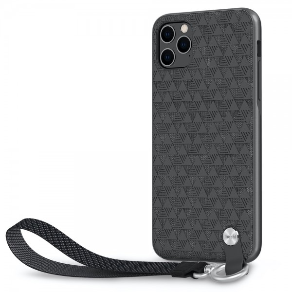 Moshi Altra for iPhone 11 Pro Max (SnapTo) - Black, 99MO117006