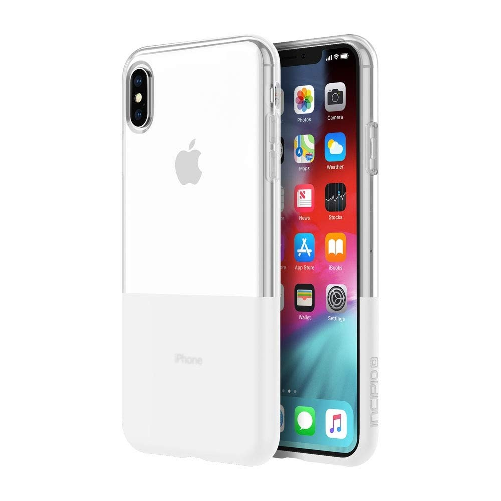 Incipio NGP for iPhone Xs Max - Clear, IPH-1760-CLR