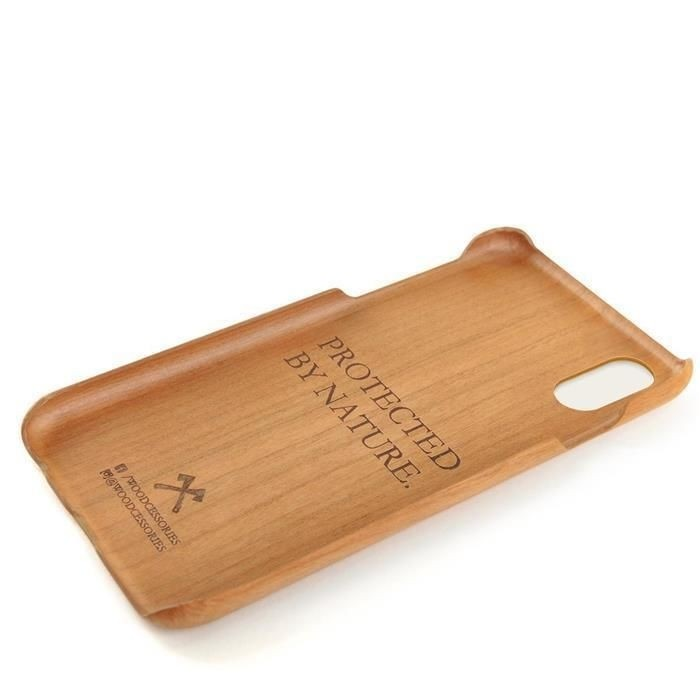 Woodcessories EcoCase Slim for iPhone X/XS - Bamboo, eco211