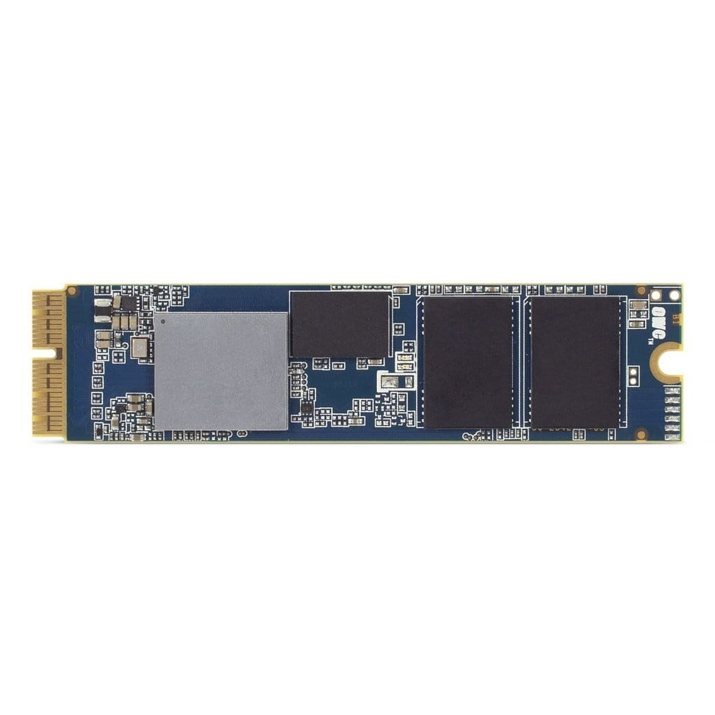 480GB Aura Pro X2 SSD Upgrade Solution for Select 2013 and Later MacBook Air & MacBook Pro, OWCS3DAPT4MB05K