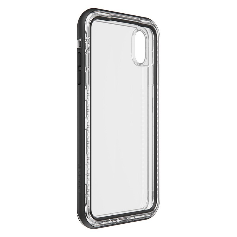 "Lifeproof Next Case Suits iPhone XS Max (6.5"") - Black Crystal, 77-60163"