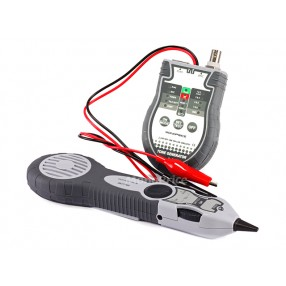 Monoprice Multifunction RJ-45, BNC, and Speaker Wire Tone Generator | Tracer | Tester