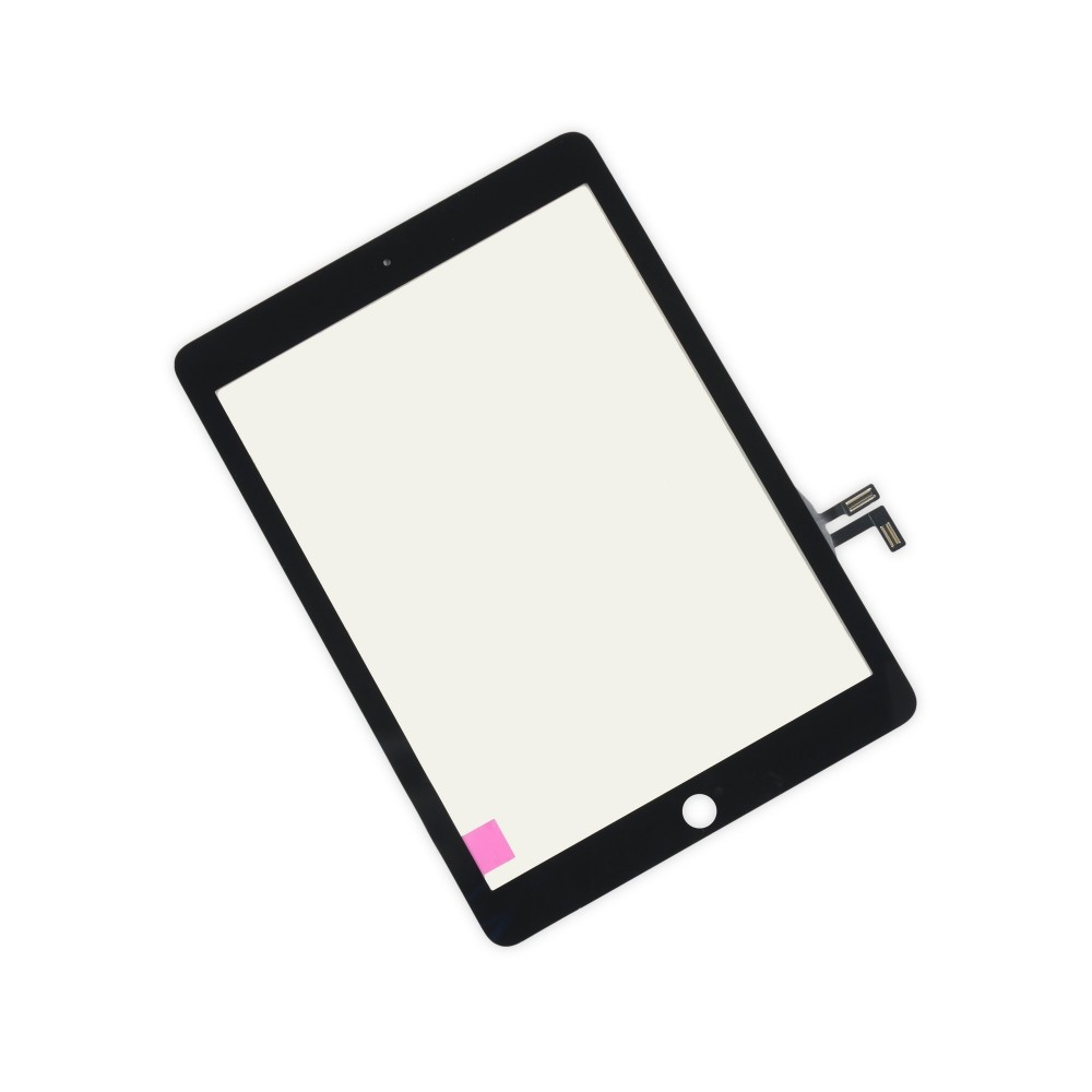 iFixit iPad 5 Front Glass/Digitizer Touch Panel - Black, IF128-000-7