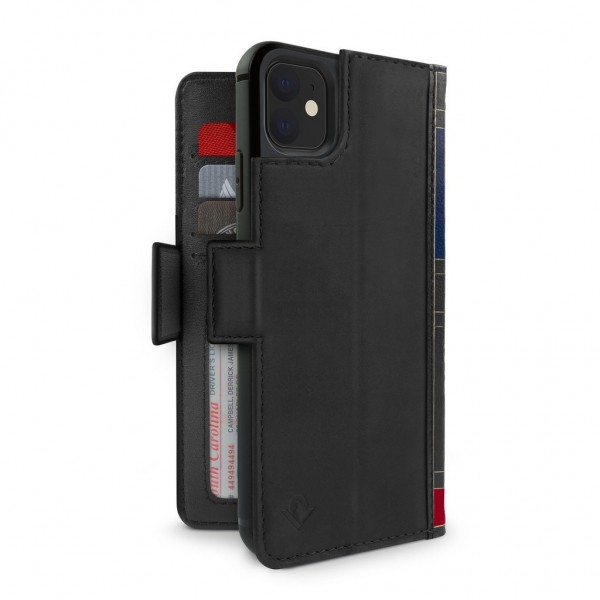 Twelve South BookBook for iPhone 11 - Black, 12-1929