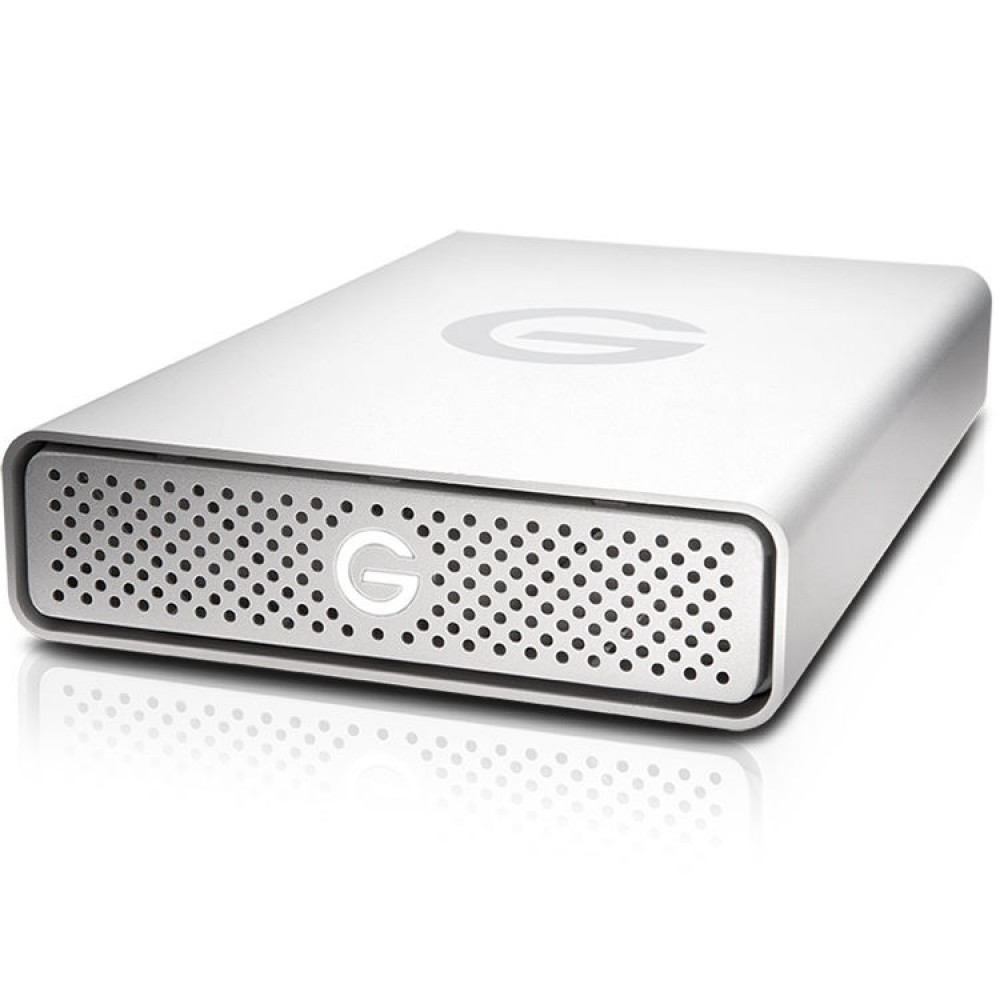 G-Technology 10TB G-DRIVE G1 USB 3.0 Hard Drive, 0G05016