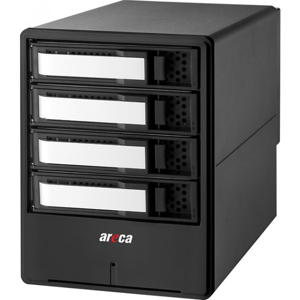 Areca ARC-8050T3 4-Bay Thunderbolt 3 RAID Storage, AREARC8050T34