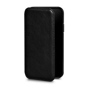 Sena - Wallet Book for iPhone 11 Pro - Black