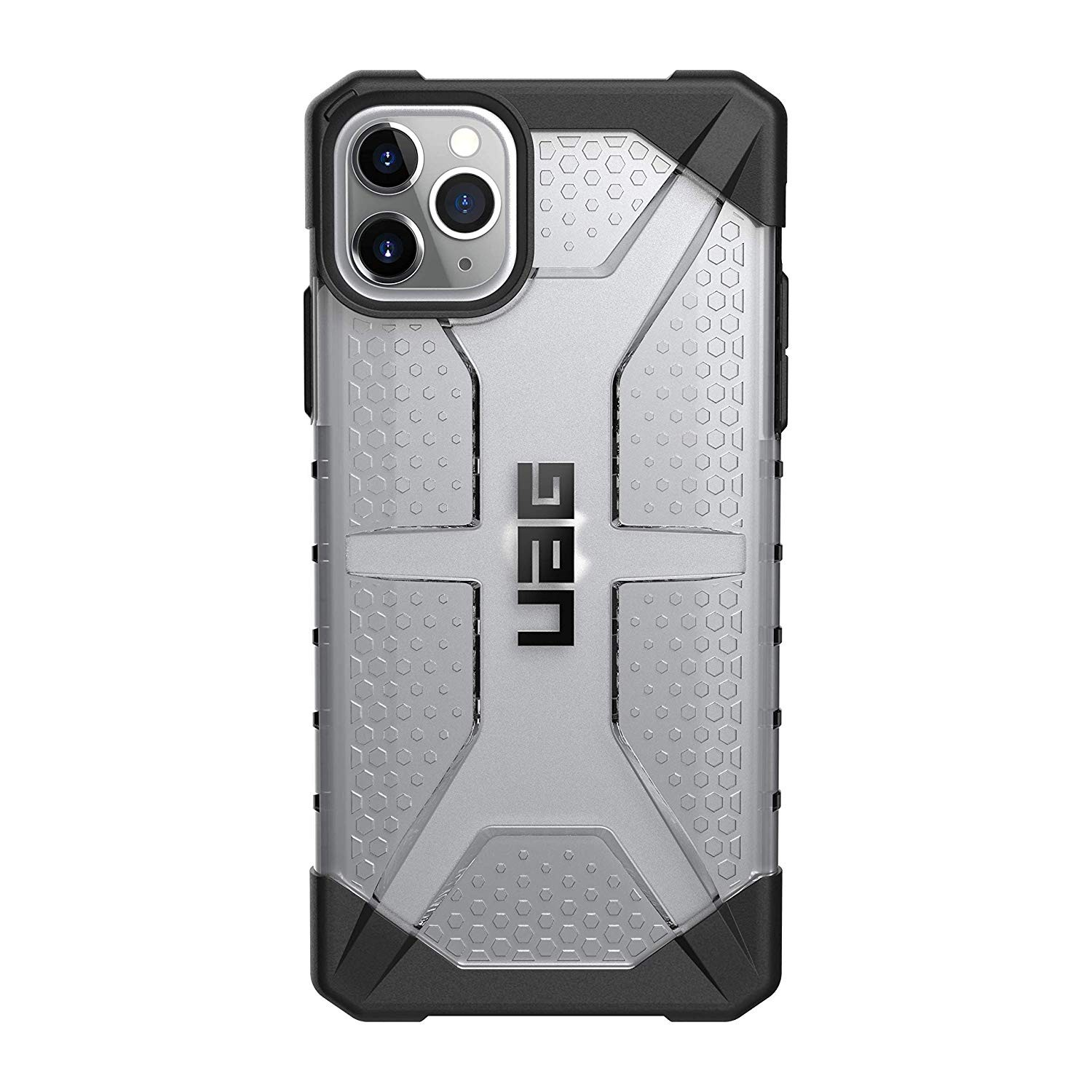 UAG Plasma Case for iPhone 11 Pro Max Feather-Light Rugged Military Drop Tested -  Ice, 111723114343