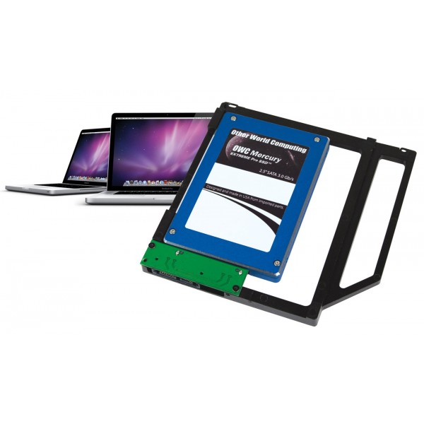 **OPEN BOX** OWC Data Doubler Optical Bay Hard Drive/SSD Mounting Solution, OB-OWCDDAMBS0GB