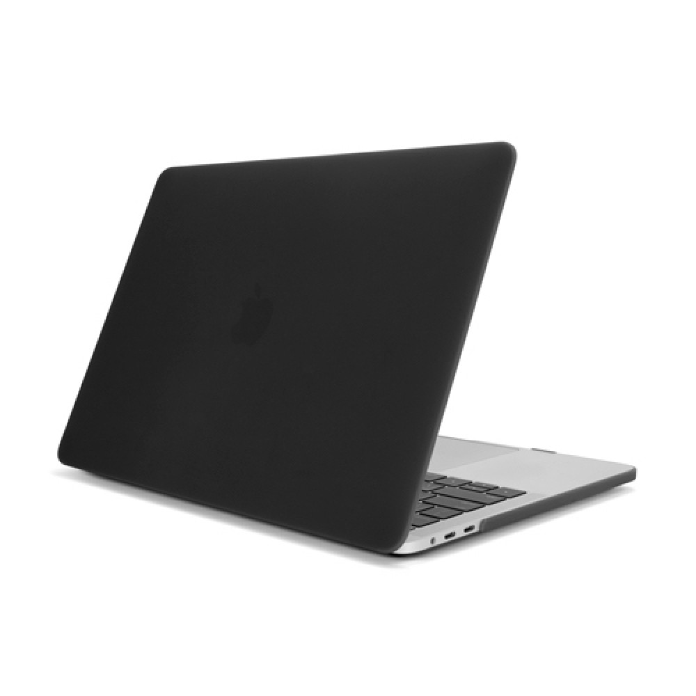 "NewerTech NuGuard Snap-on Laptop Cover for 13"" MacBook Pro (2016 - Current) - Black, NWTNGSMBPC13BK"