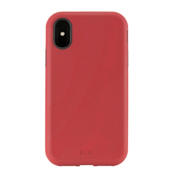 NewerTech NuGuard KX Case for iPhone XR - Crimson (Red), NWTKXIPH61CR