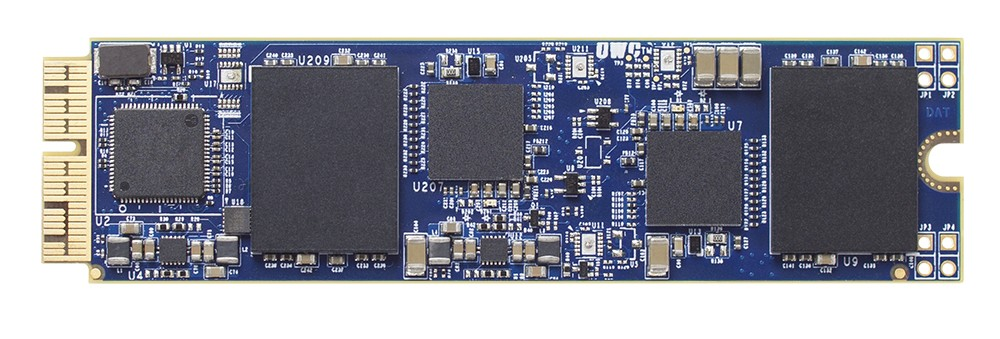 480GB OWC Aura Pro X SSD Upgrade Solution for 2013 and Later MacBook Air & MacBook Pro, OWCS3DAPB4MB05K