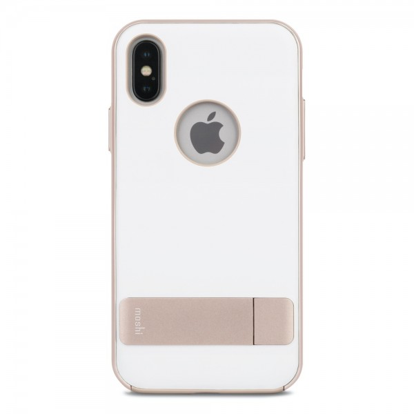 Moshi Kameleon for iPhone X/Xs - White, 99MO101032