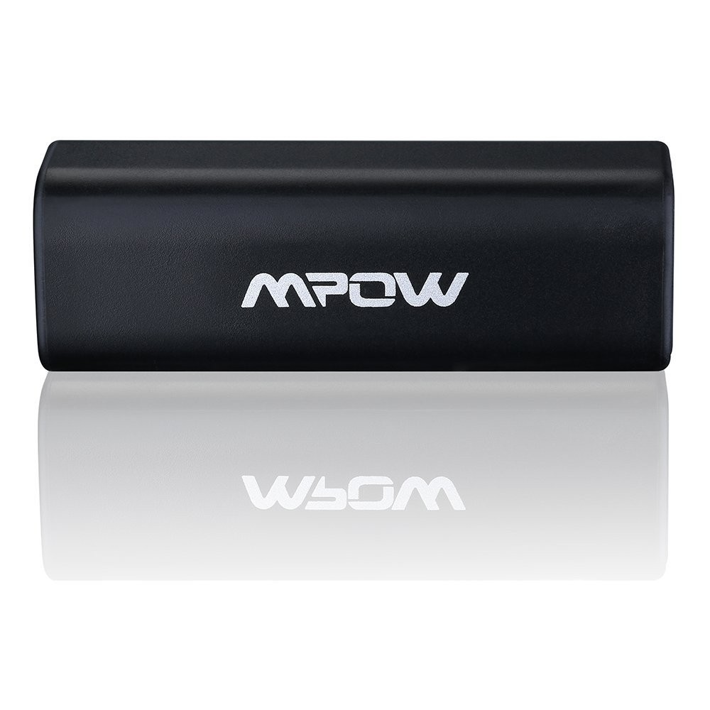 Mpow Ground Loop Noise Isolator Car Audio/Home Stereo System 3.5mm Audio Cable - Black, MA1-PS-1