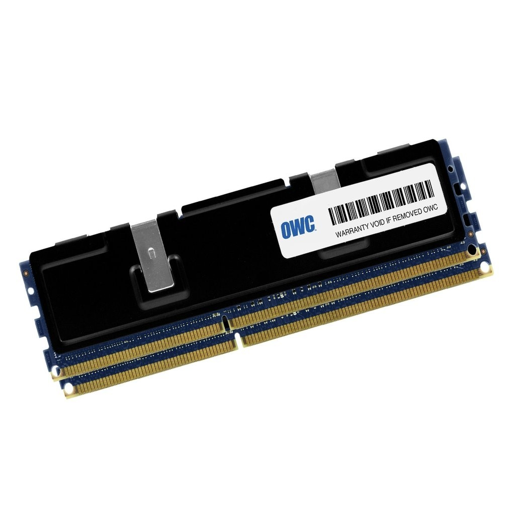 32.0GB (2 x 16.0GB) OWC PC8500 DDR3 1066MHz ECC FB-DIMM 240 Pin RAM, OWC85MP3S9M032K