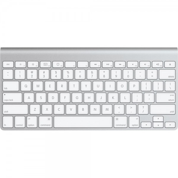 Apple Bluetooth Wireless Keyboard, APLMC184LLAA