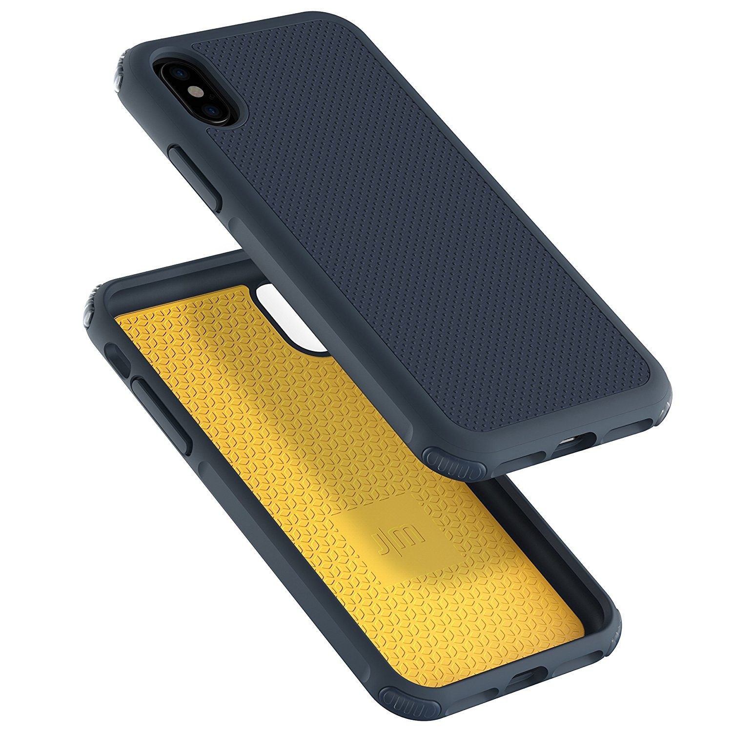 Just Mobile Quattro Air for iPhone X/Xs - Blue, PC-388BL