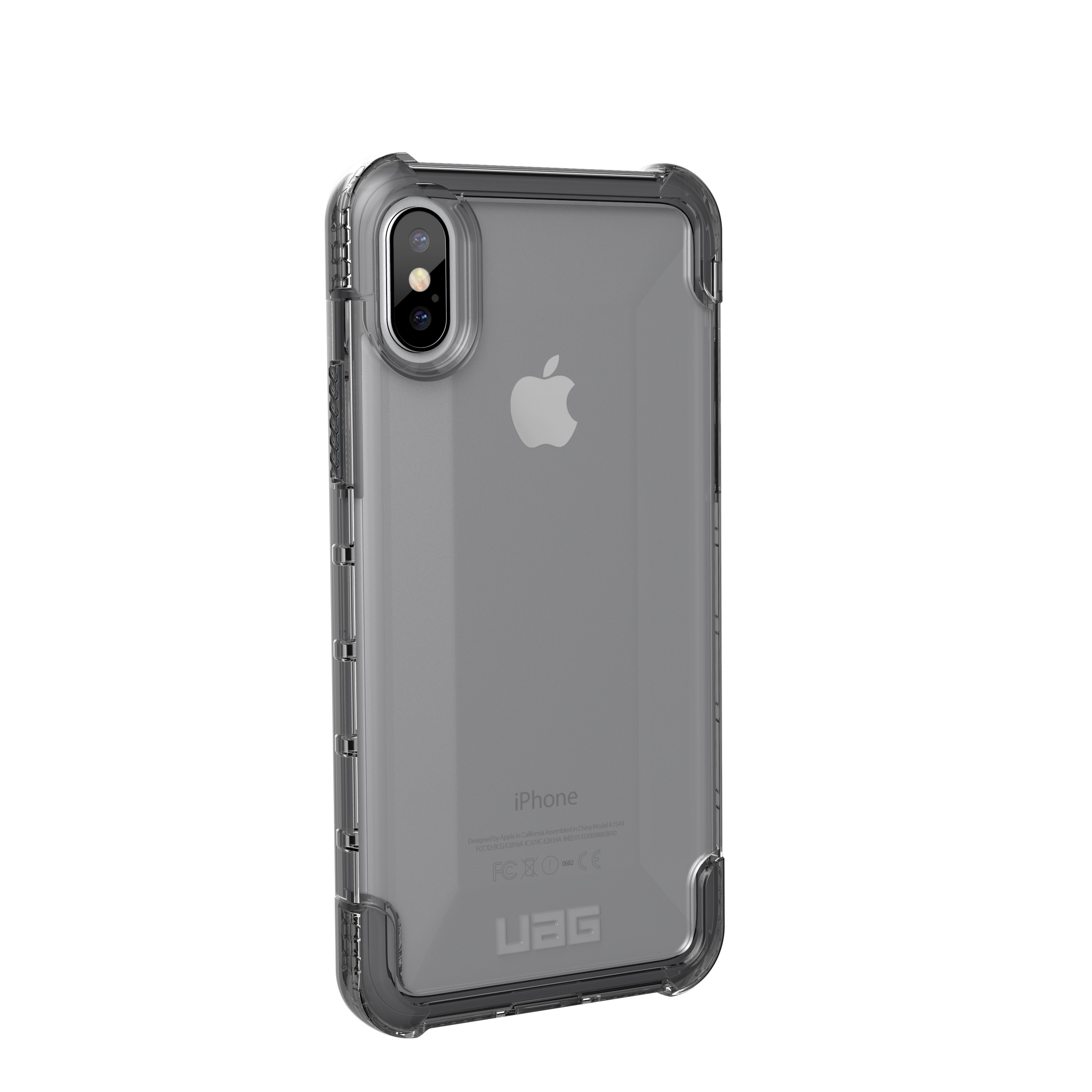Urban Armor Gear Plyo Case for iPhone X/xs  - Ice, U-IPHX-Y-IC