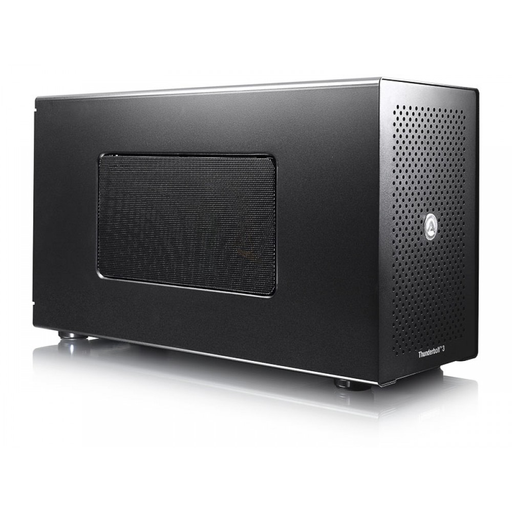 AKiTiO Node eGFX PCIe Chassis - Thunderbolt 3 - add an External GPU/Video Card to your Mac or PC, AKTNODET3IA