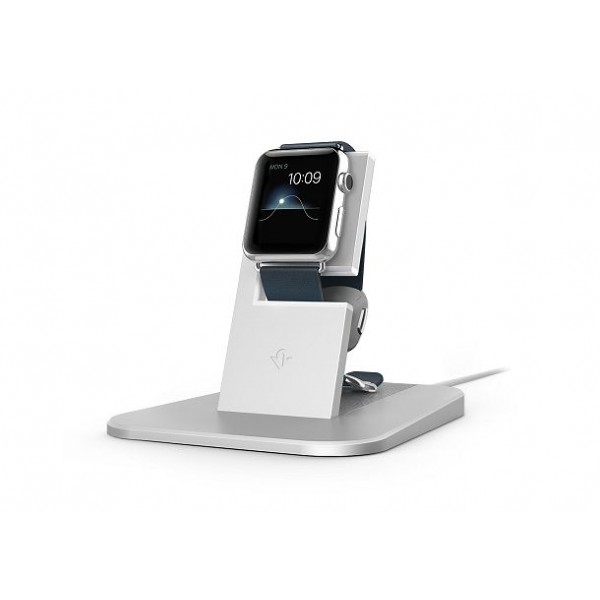 Twelve South HiRise for Apple Watch - Silver, AW-TS-12-1503