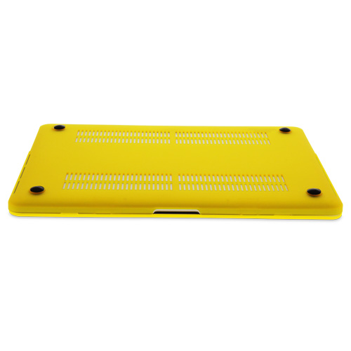 NewerTech NuGuard Snap-On Laptop Cover for MacBook Air 11-Inch Models -  Yellow, NWTNGSMBA11YL