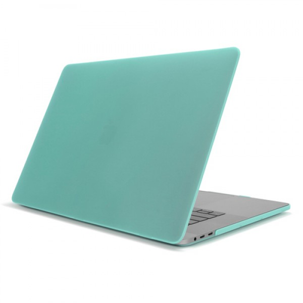 "NewerTech NuGuard Snap-on Laptop Cover for 12"" MacBook (2015 - Current) - Green, NWTNGSMBC12GR"