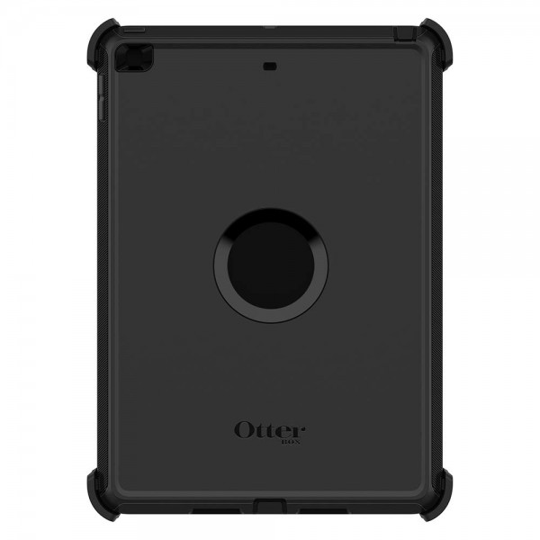 "OtterBox Defender Case For iPad 10.2"" 7/8th Gen (2019/2020) - Black, 77-62032"