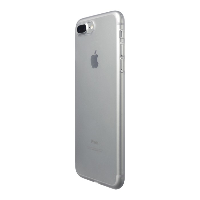Power Support Air Jacket for iPhone 7 Plus/8 Plus - Clear Matte, PBK-70